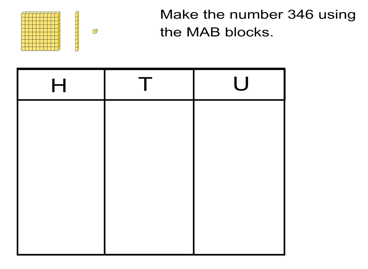 Workbooks mab worksheets : 15+ [ Place Value Mab Worksheets ] | Teacher Laura Place Value ...
