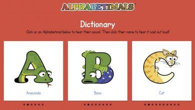 Photo of Alphabetimals