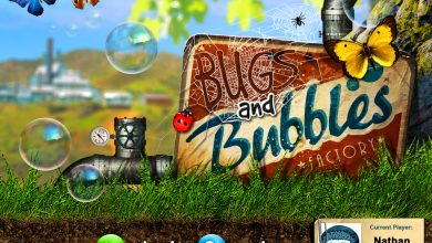 Photo of Bugs and Bubbles