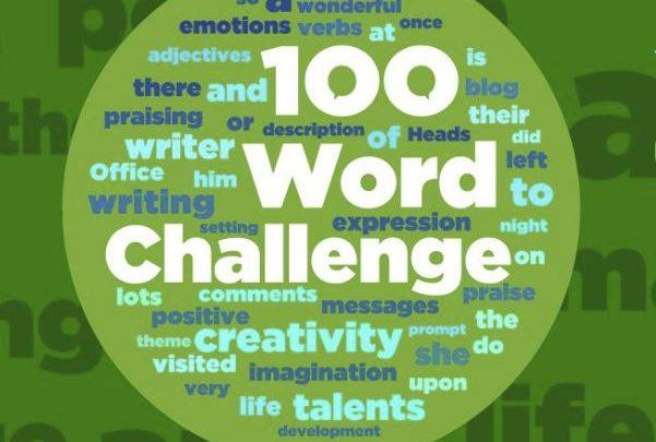 Photo of 100 Word Challenge