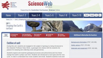 Photo of Science Web Australia