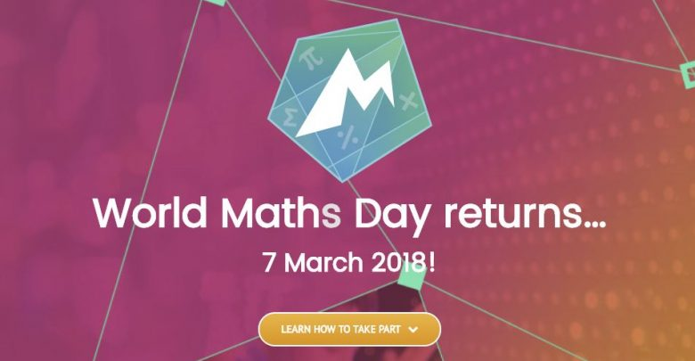 World Maths Day Primaryedutech Com