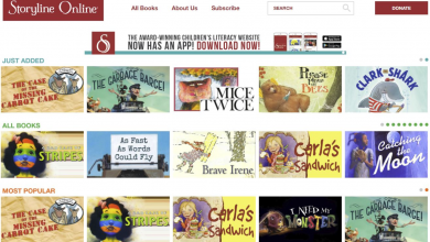 Photo of Storyline Online – Picture books read by famous actors