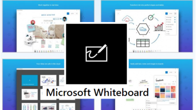 Photo of Microsoft Whiteboard