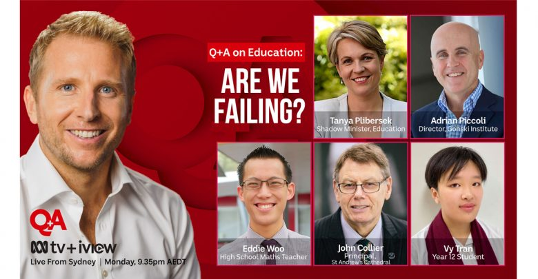 Photo of Education: Are We Failing? | Q+A