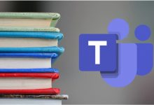 Photo of Create an online reading diary with Microsoft Teams
